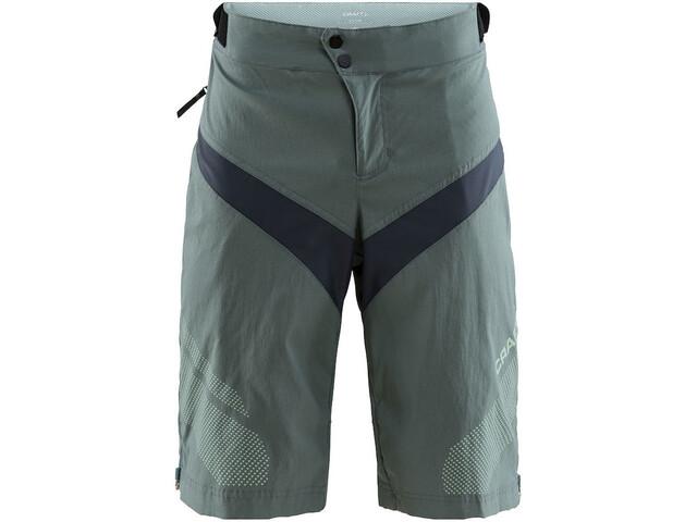 Craft Route XT Spodnie krótkie Mężczyźni, gravity/crest
